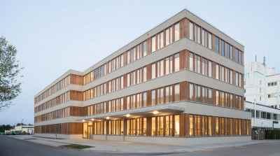 Neubau Sartorius Hamburg - Limbrock Tubbesing Architekten